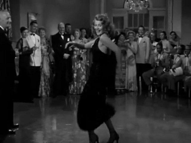 Jo Ann Greer - Rita Hayworths Ive Been Kissed Before from Affair in Trinidad (1952)