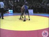AMINASHVILI Sandro TBL VS MTSITURI  Irakli TBL 86 FS Final