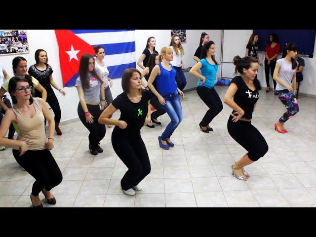 Salsa Lady style | Beginner level @ Plesni klub Timba
