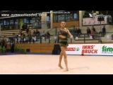 Eleonora Romanova - Clubs AA - Grand Prix Innsbruck 2014