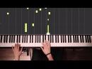 The Last of Us - Main Theme (Piano Cover) [Intermediate]