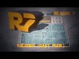 Reason 7 Vocoder Daft Punk