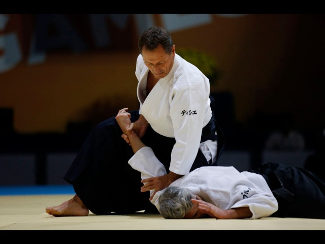 Christian Tissier Shihan at SportAccord World Combat Games 2013 - Full Demonstration