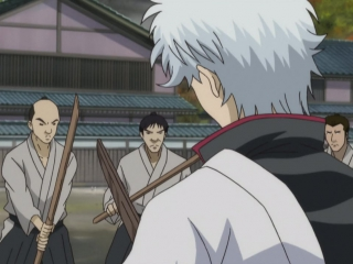 Гинтама / Gintama.1 сезон.77 серия (JAM)