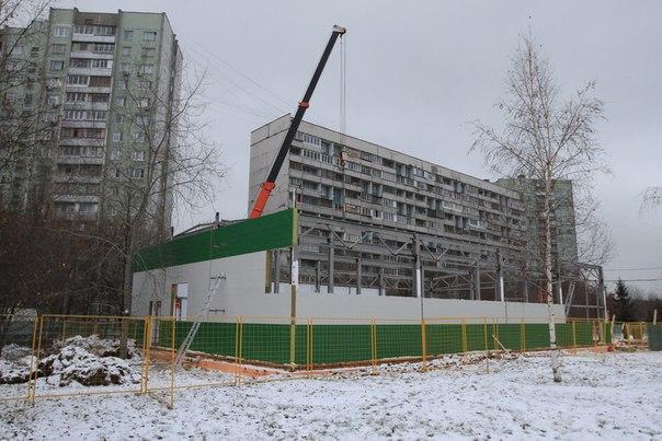Собянин: Строительный комплекс Москвы работает устойчиво, Сергей Собянин