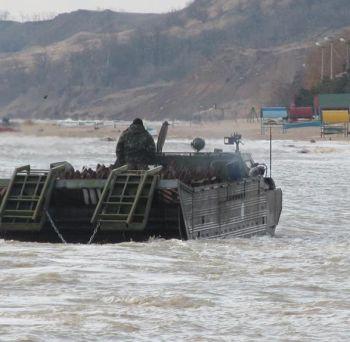 Украинские вояки минируют Азовское море