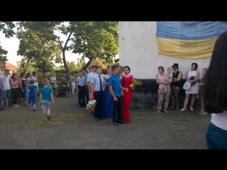 Новоселиця, Випускний 2015...)