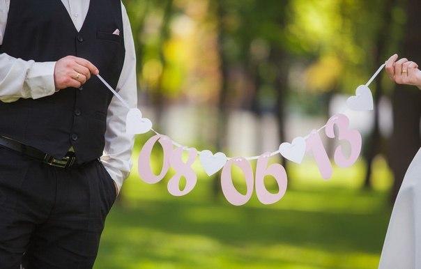 Растяжки на свадьбу для фотосессии своими руками
