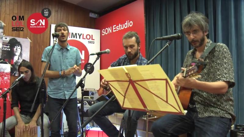 ¡Alto! de Vetusta Morla con Xoel López - Oh! My LOL SON Estrella Galicia