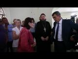 Губернатор Меняйло строит ученых в Херсонесе