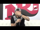 Quentin Mosimann - Interview au NRJ in the Park 2014