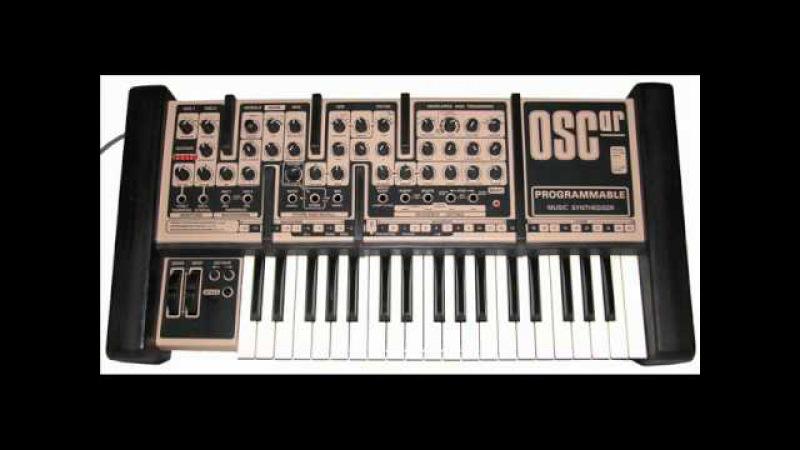 OSCar Monosynth Audio Demo