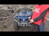 Motocross г. Новокузнецк 4 октября + mini обзор на CF MOTO x5 от мото салона XXL