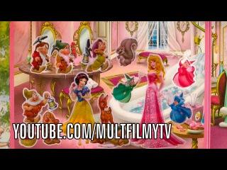 Мультфильмы для девочек - Мультик про девочек, сделанный девочками