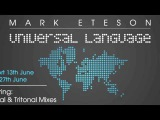 Mark Eteson - Universal Language (Original Mix)
