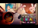 What if The Amazing World Of Gumball was an anime
