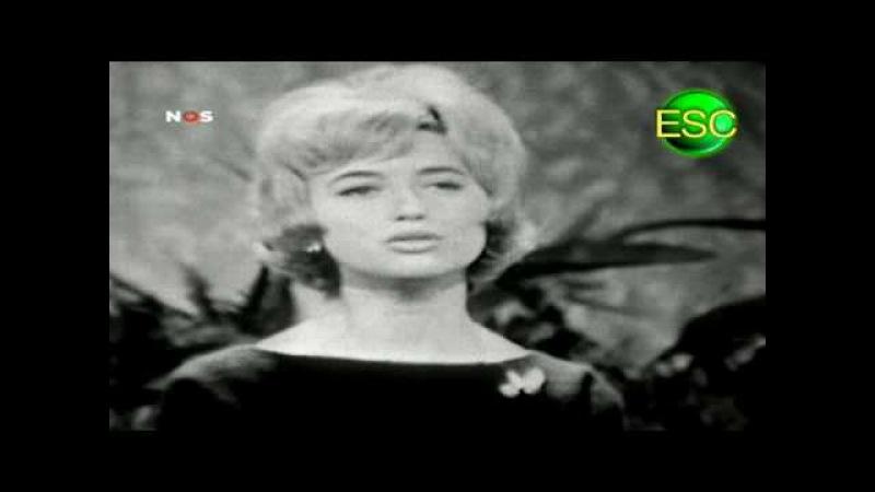 ESC 1961 05 Yugoslavia Ljiljana Petrović Neke Davne Zvezde