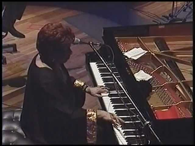 Shirley Horn Trio How insensitive Heineken Concerts 99