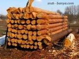 Сушка строительного леса в штабеле. Сруб своими руками. Часть 2.