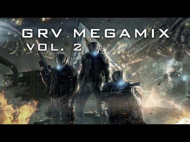 2 Hours of Epic Hybrid Action Sci-Fi Music: Hybrid War - GRV MegaMix