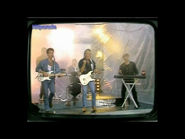 Blue System - My Bed Is Too Big - - Sommer-Hitparade ZDF 1988