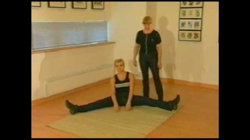 Bodyflex Упражнение шлюпка