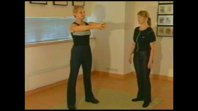 Упражнение Бодифлекс Алмаз