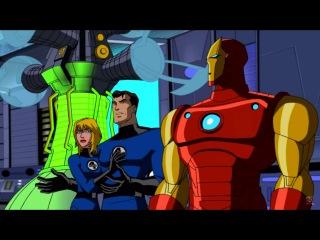 Мстители: Величайшие герои Земли - Личная война Доктора Дума - Сезон 2, Серия 1   Marvel