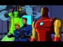 Мстители Величайшие герои Земли Личная война Доктора Дума Сезон 2 Серия 1 Marvel