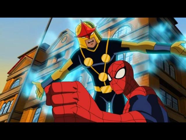 Великий Человек паук Восхождение Гоблина Сезон 1 Серия 26 Marvel