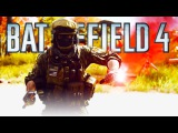 Battlefield 4 - Random Moments 25 (Funny Spawns, Medic Miracle, WALL-E)