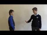 Сцена Разговор Пономарёва с доктором