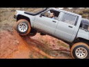 1987 hilux ln65 muddy ofroad