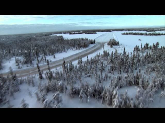 Ледовый Путь Дальнобойщиков сезон 1 серия 3
