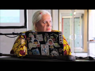 Conferencia Genesis Breyer P-Orridge Parte I