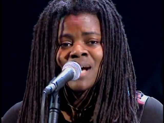 Tracy Chapman - Fast Car Live (with Lyrics)