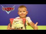 Тачки - Игрушки из мультика.Сборная модель Луиджи.Disney Cars Toys