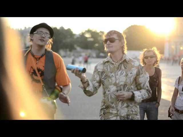 Vector Five — Душа моя пой! (Russian Reggae)