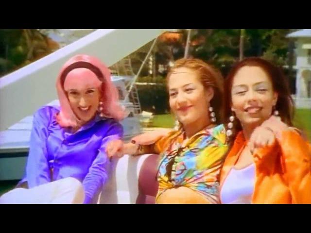 Paradisio Ft Maria Garcia Dj Patrick Samoy Bailando 1996 official video for belgium