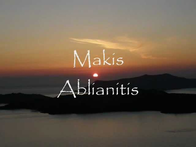 Makis Ablianitis - Love Secret.