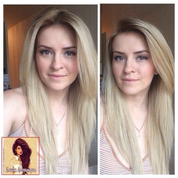 Светлые волосы сделать темнее в домашних условиях