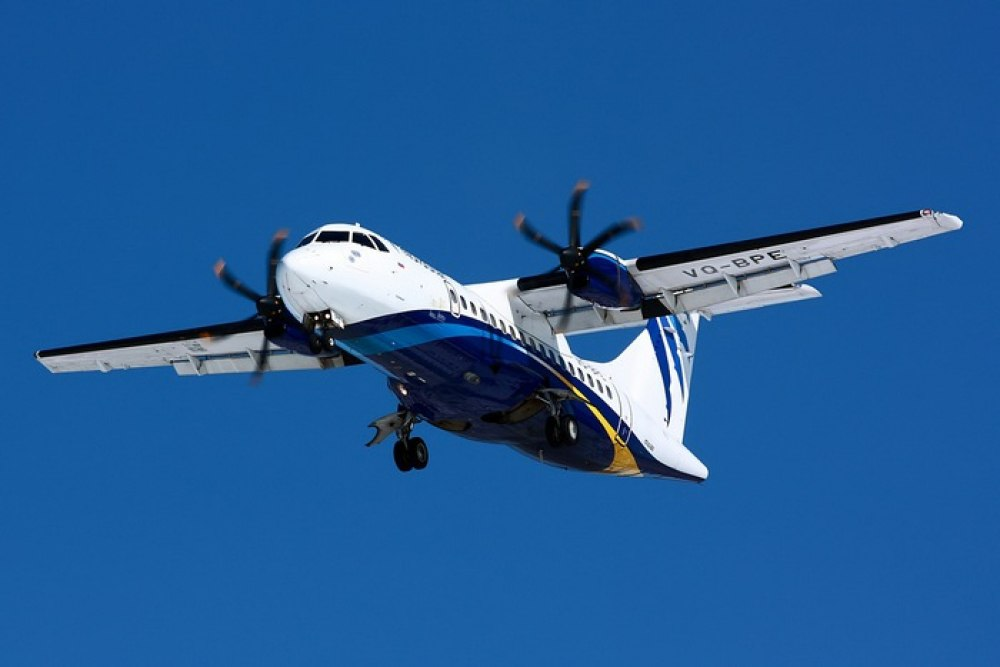 Рейс на Красноярск