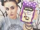 Bertie Botts Every Flavor Beans! Челлендж Harry Potter ϟ Гарри Поттер