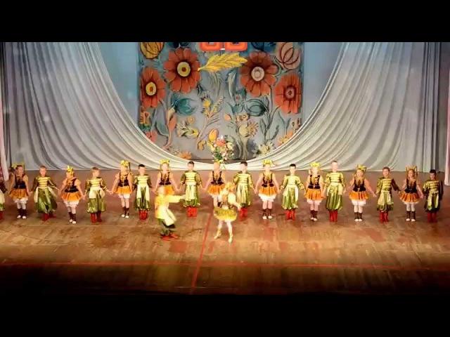 КУКЛЫ 2015 СЧАСТЛИВОЕ ДЕТСТВО на 65 летии Народного ансамбля танца РАДОСТЬ