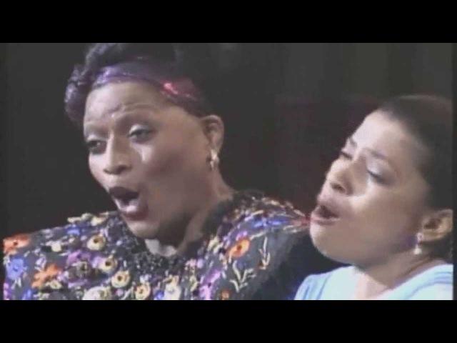 Jessye Norman Kathleen Battle - Spirituals in Concert - COMPLET
