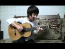 (Antonio Banderas) Cancion_Del_Mariachi - Sungha Jung