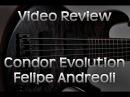 Review - Baixo Condor Evolution Felipe Andreoli Signature [English subtitles]