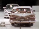 2009 Chevy Malibu vs 1959 Bel Air Crash Test | Consumer Reports