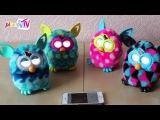 Обзор танцевальных возможностей Ферби Бум Furby Boom. Интернет-магазин Хомякофф.рф.