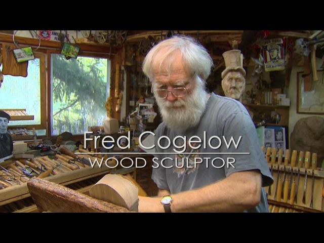 Fred Cogelow: Statements in Wood, Wilmar MN